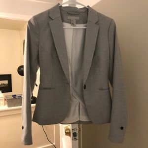 Grey H&M Blazer